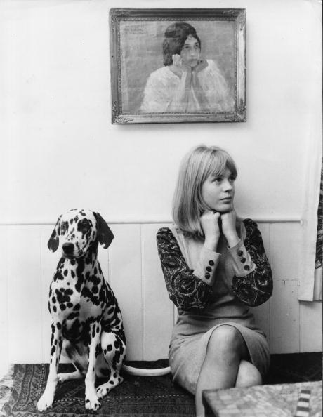 Contrasts「Marianne Faithfull」:写真・画像(4)[壁紙.com]