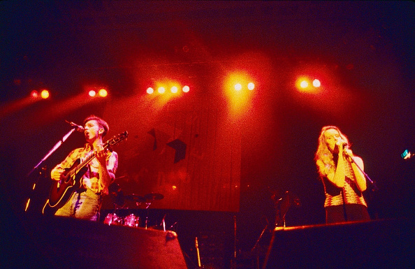 Steve Smith - Musician「Prefab Sprout On The Red Wedge Tour」:写真・画像(18)[壁紙.com]