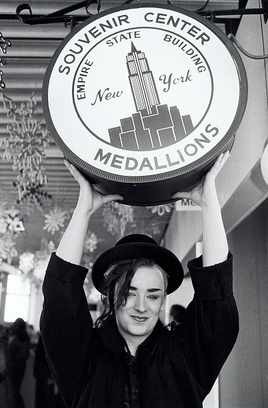 Culture Club「Boy George At The Empire State Building」:写真・画像(18)[壁紙.com]