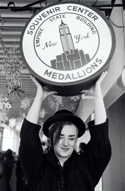Boy George At The Empire State Building:ニュース(壁紙.com)
