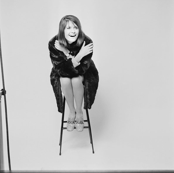 Studio Shot「Sandie Shaw」:写真・画像(15)[壁紙.com]