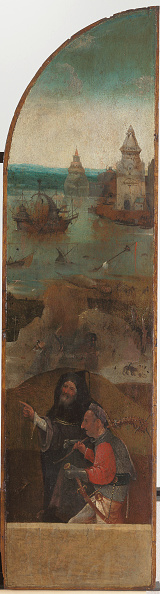 Oil On Wood「Triptych Of The Martyrdom Of Saint Liberata Right Panel」:写真・画像(7)[壁紙.com]