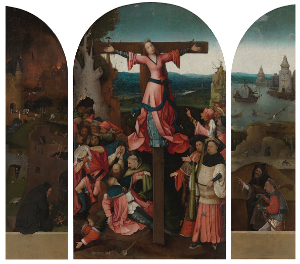 Painting - Activity「Triptych Of The Martyrdom Of Saint Liberata」:写真・画像(1)[壁紙.com]