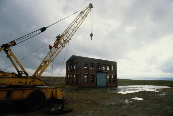 Abandoned「Old Steelworks」:写真・画像(6)[壁紙.com]