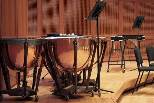 Percussion Instrument「Timpani」:スマホ壁紙(8)