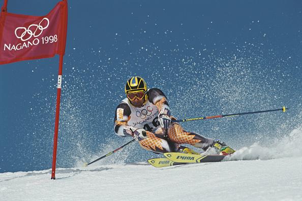 モノクロ「XVIII Olympic Winter Games」:写真・画像(7)[壁紙.com]