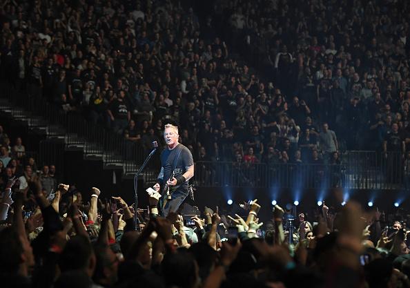 コンサート「Metallica In Concert - Las Vegas, NV」:写真・画像(15)[壁紙.com]