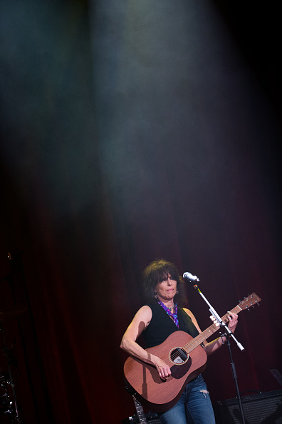 Copy Space「Chrissie Hynde With The Rails In Concert - Nashville, Tennessee」:写真・画像(1)[壁紙.com]