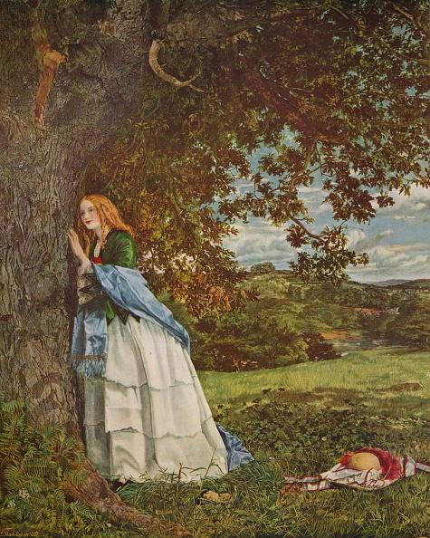 Art Product「The Talking Oak Tennyson」:写真・画像(11)[壁紙.com]
