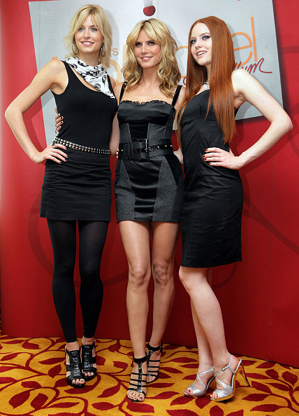 Germany's Next Top Model「GNTM / Staffel 3 - Finale - Photocall」:写真・画像(11)[壁紙.com]