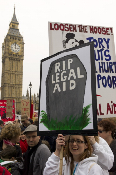 Tom Stoddart Archive「TUC March Against Cuts」:写真・画像(11)[壁紙.com]