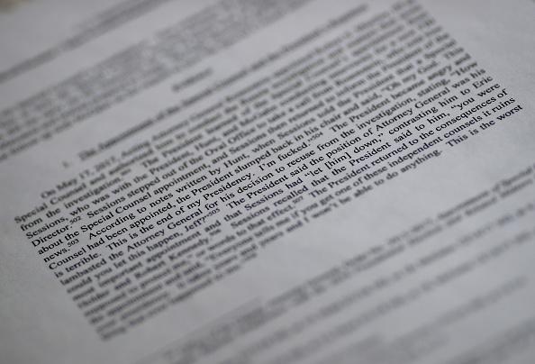 Win McNamee「Justice Department Releases Redacted Version Of The Mueller Report」:写真・画像(7)[壁紙.com]