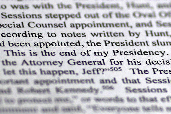 Win McNamee「Justice Department Releases Redacted Version Of The Mueller Report」:写真・画像(3)[壁紙.com]