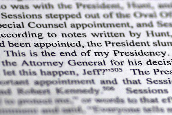 Win McNamee「Justice Department Releases Redacted Version Of The Mueller Report」:写真・画像(2)[壁紙.com]