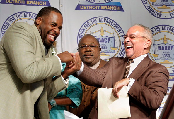 NAACP「Obama's Former Pastor Addresses Detroit NAACP Dinner」:写真・画像(11)[壁紙.com]