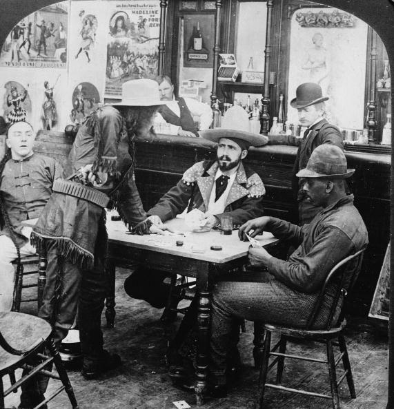 Gambling「Barroom Dispute In The Old Days」:写真・画像(10)[壁紙.com]