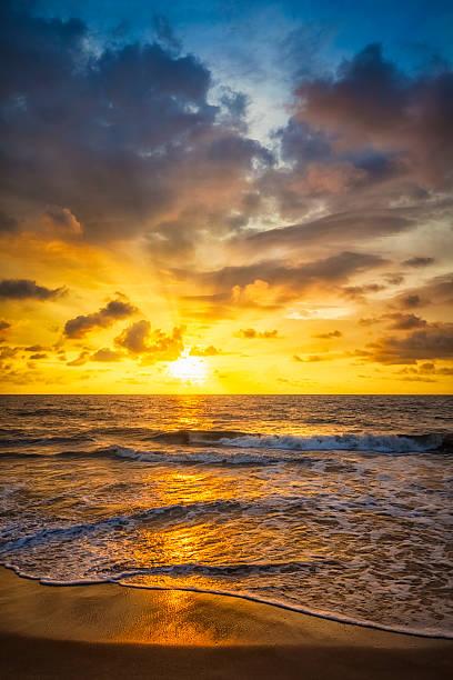Romantic Sunset:スマホ壁紙(壁紙.com)