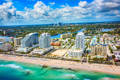 Fort Lauderdale「Fort Lauderdale Beachfront Hotels」:スマホ壁紙(6)