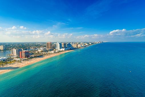 Fort Lauderdale「Fort Lauderdale Aerial」:スマホ壁紙(13)