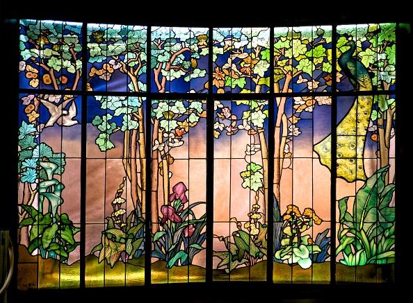 葉・植物「Vitriol La Salle - Colombe Et Paon」:写真・画像(14)[壁紙.com]