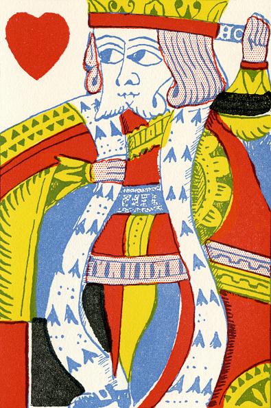 18th Century Style「King of Hearts」:写真・画像(16)[壁紙.com]