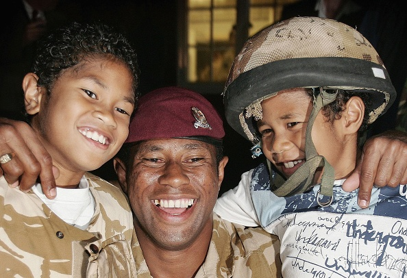 Responsibility「Parachute Regiment Returns From Afghanistan」:写真・画像(13)[壁紙.com]