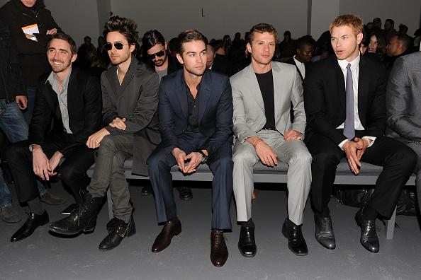 Fashion「Calvin Klein Men's Collection - Front Row - Fall 2010 MBFW」:写真・画像(16)[壁紙.com]
