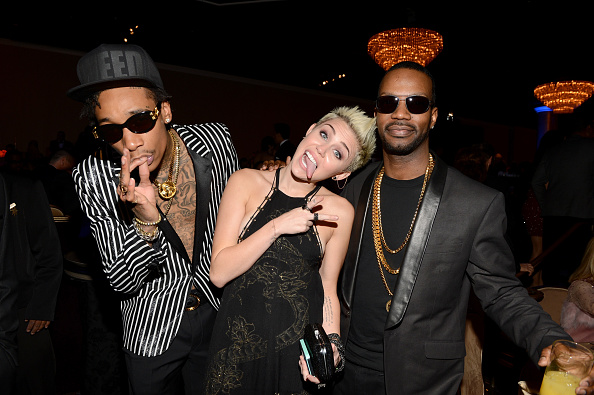 Guest「The 55th Annual GRAMMY Awards - Pre-GRAMMY Gala And Salute To Industry Icons Honoring L.A. Reid - Backstage」:写真・画像(2)[壁紙.com]