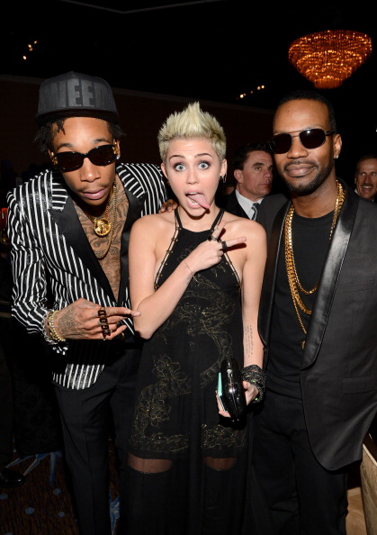 Guest「The 55th Annual GRAMMY Awards - Pre-GRAMMY Gala And Salute To Industry Icons Honoring L.A. Reid - Backstage」:写真・画像(1)[壁紙.com]