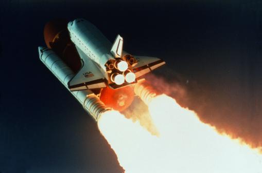 Passenger「launching of space shuttle」:スマホ壁紙(2)