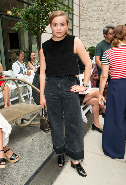 Morgan Saylor「Rachel Comey - Front Row - September 2016 - New York Fashion Week」:写真・画像(3)[壁紙.com]