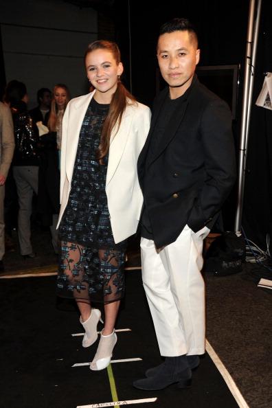 Morgan Saylor「3.1 Phillip Lim - Backstage - Fall 2013 Mercedes-Benz Fashion Week」:写真・画像(12)[壁紙.com]