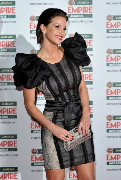 Clutch Bag「Jameson Empire Awards - Arrivals」:写真・画像(1)[壁紙.com]