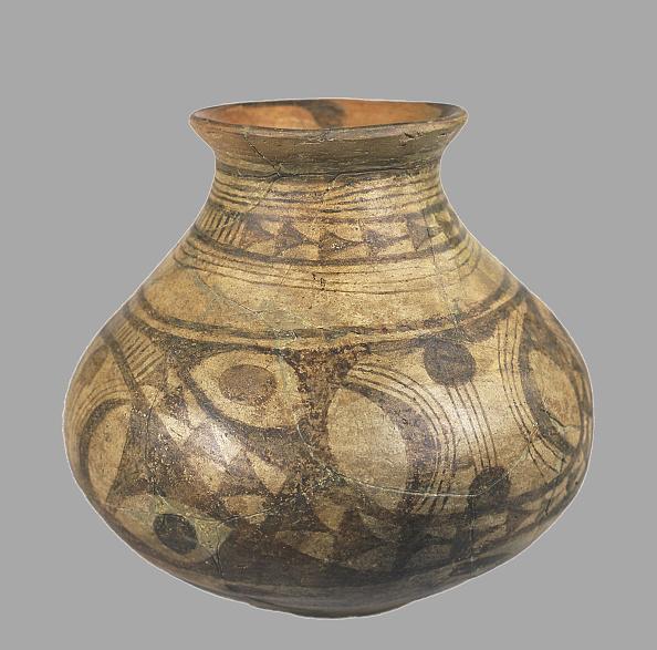Pottery「Vessel, 3800-3600 BC. Artist: Prehistoric Russian Culture」:写真・画像(12)[壁紙.com]