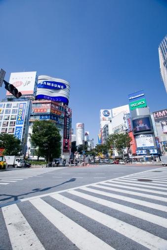 Japan「Shibuya Station」:スマホ壁紙(9)