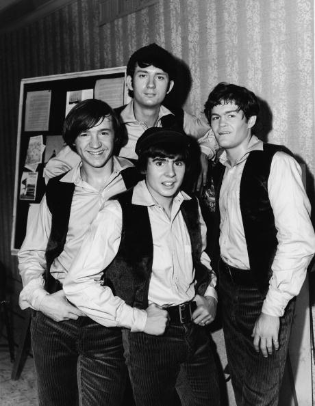 Four People「Portrait Of The Monkees」:写真・画像(2)[壁紙.com]