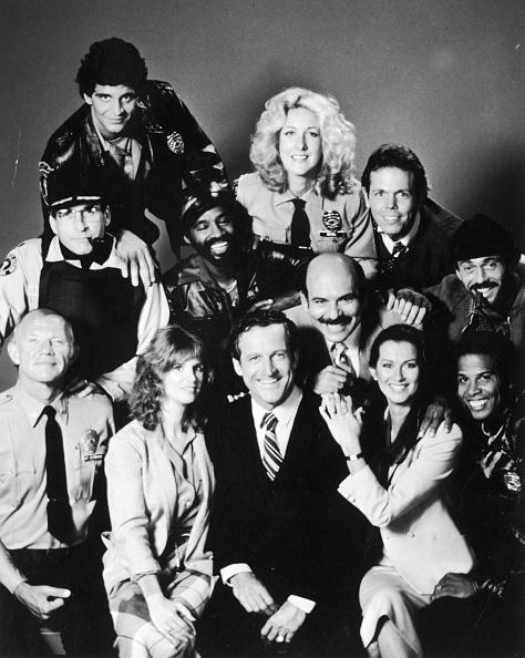 Part of a Series「Portrait Of 'Hill Street Blues' Cast 」:写真・画像(4)[壁紙.com]