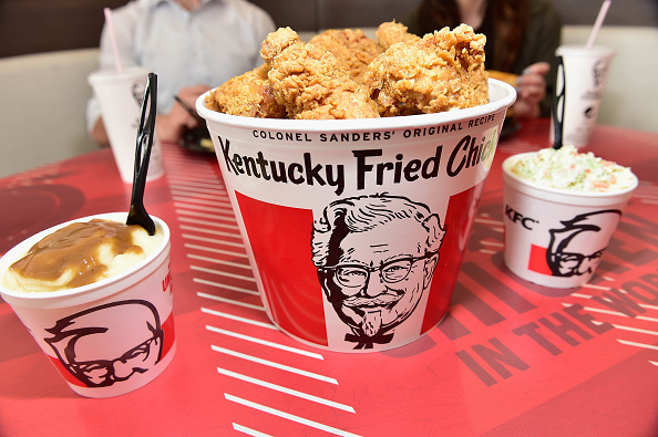 Chicken Meat「KFC Menu Items and Restaurant」:写真・画像(9)[壁紙.com]