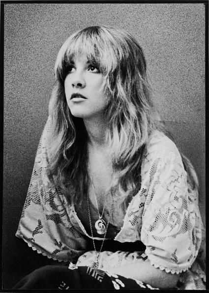モノクロ「Portrait Of Stevie Nicks」:写真・画像(18)[壁紙.com]