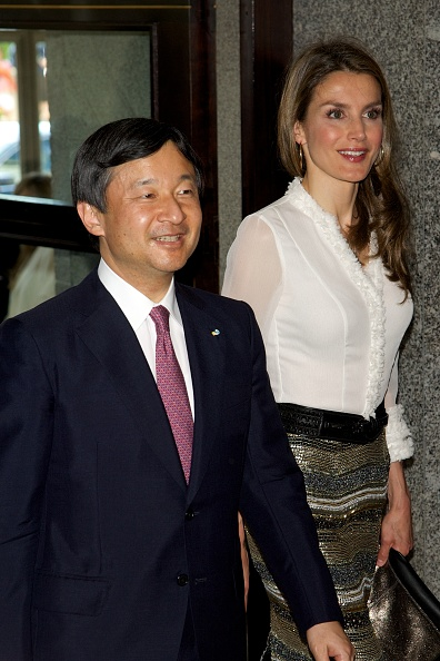 Japanese Royalty「Prince Felipe of Spain and Japanese Crown Prince Naruhito Attend a Concert」:写真・画像(14)[壁紙.com]