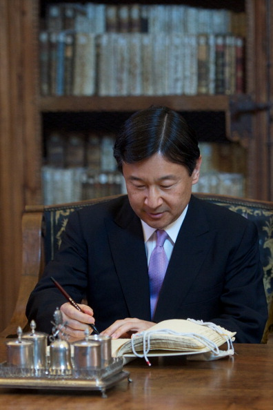Japanese Royalty「Japanese Crown Prince Naruhito Visits Salamanca」:写真・画像(17)[壁紙.com]