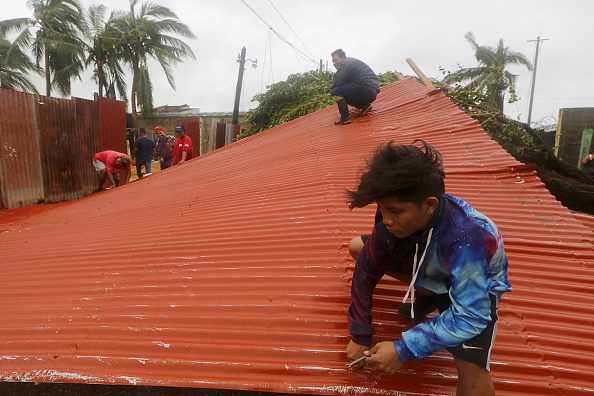ETA「Hurricane Eta Downgrades to Tropical Storm But Danger Remains in Nicaragua」:写真・画像(9)[壁紙.com]