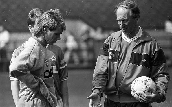 Advice「David Kelly and Jack Charlton 1990」:写真・画像(16)[壁紙.com]