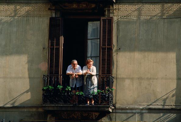 Senior Couple「Pensioners, Seville, Spain」:写真・画像(12)[壁紙.com]