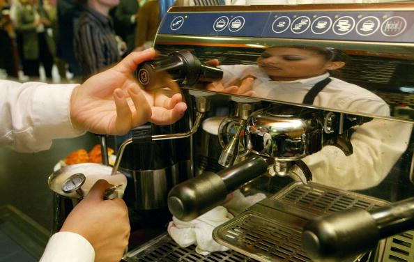Cappuccino「First McCafe Opens In Northern California」:写真・画像(11)[壁紙.com]