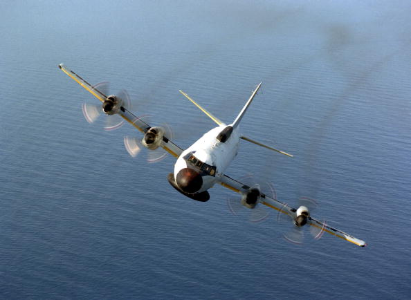 Airplane「U S Navy Ep 3E Orion Patrol Aircraft Assigned To The Fleet Air Reconnaiss」:写真・画像(11)[壁紙.com]