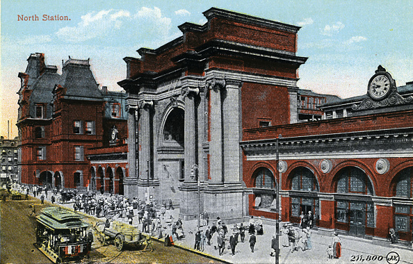 City Life「Boston: North Station」:写真・画像(4)[壁紙.com]