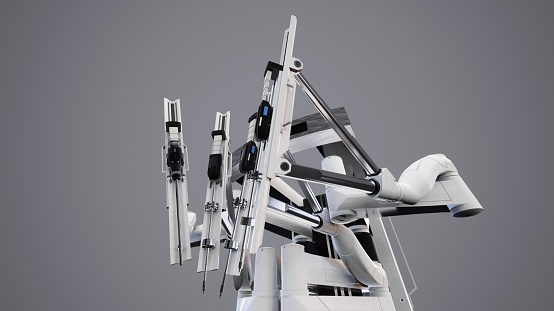 Intelligence「Surgical Robot」:スマホ壁紙(10)