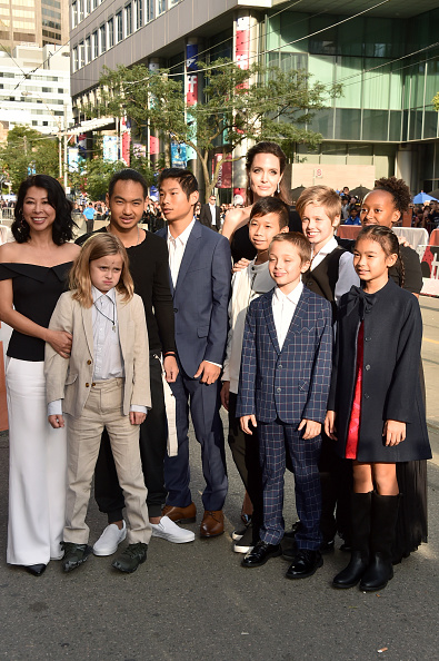 動画「2017 Toronto International Film Festival - 'First They Killed My Father' Premiere」:写真・画像(17)[壁紙.com]