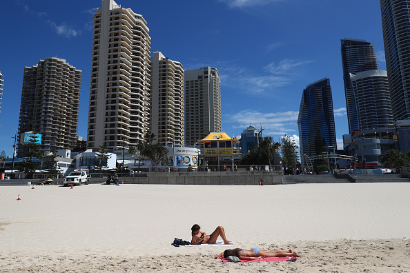 Queensland「Gold Coast Beaches Set To Close Due To Coronavirus Restrictions」:写真・画像(10)[壁紙.com]